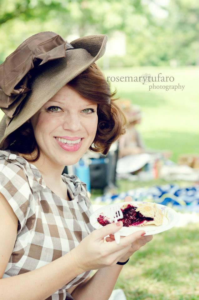 Gatsby Afternoon Picnic, Aug. 12, 2012