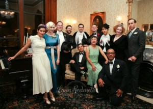 The 2013 Jazz Age Preservation Ball
